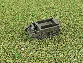 Canadian Windsor Universal Carrier 1/285 6mm in Smooth Fine Detail Plastic