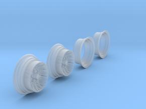 "1:25 Hotwire Wheels 8""x14"" in Smooth Fine Detail Plastic"