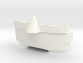 Plastic masks in White Processed Versatile Plastic