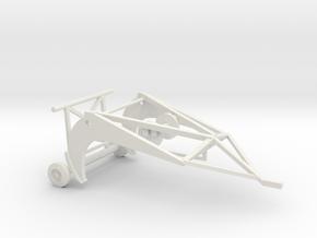 1/87 Bergeanker  in White Natural Versatile Plastic