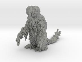 Hedorah kaiju monster 57mm miniature game fantasy  in Gray PA12
