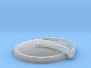 1/32 DKM UBoot VIIC Bow Hatch in Smooth Fine Detail Plastic