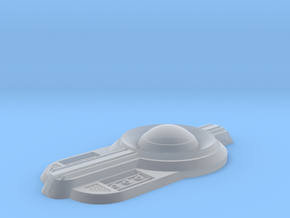 1/1000 Impulse Crystal Design 3 in Smooth Fine Detail Plastic