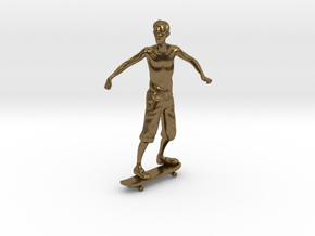 Skater 1:32 in Natural Bronze