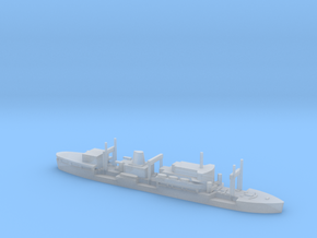 1/1800 Scale USNS Sirius Class in Smooth Fine Detail Plastic