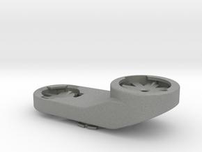 Custom Garmin Cycliq Dual Mount in Gray PA12