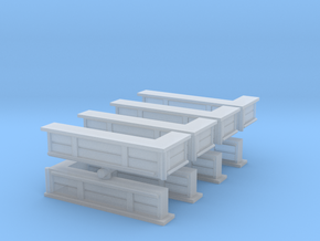 Bar Counter (right corner) (x8) 1/220 in Smooth Fine Detail Plastic