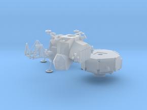 053E Lunar Module 1/144 Kit in Smoothest Fine Detail Plastic