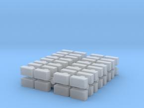 Window AC Unit (x64) 1/400 in Smooth Fine Detail Plastic