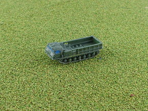 MT-T Full Tracked Carrier / Prime Mover 1/285 in Smooth Fine Detail Plastic