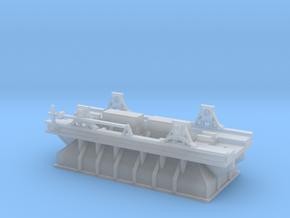 SAR Ballast Hopper in Smoothest Fine Detail Plastic