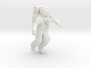 Apollo Astronaut Lunar Jumper 1:32 in White Natural Versatile Plastic