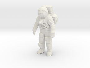 Apollo Astronaut Standing 1:32 in White Strong & Flexible