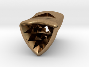 Stretch Diamond 5 By Jielt Gregoire in Natural Brass