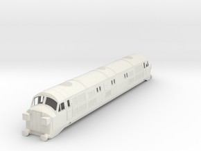 b43-br-class-41-warship-loco-final in White Natural Versatile Plastic