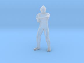 Ultraman kaiju monster 51mm miniature fantasy game in Smooth Fine Detail Plastic