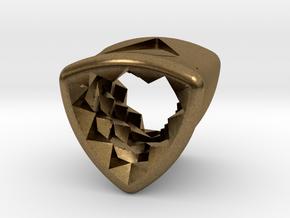Stretch Diamond 10 By Jielt Gregoire in Natural Bronze