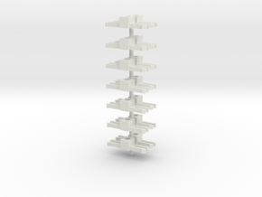 3d nem koppeling klein in White Natural Versatile Plastic