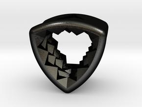 Stretch Diamond 14 By Jielt Gregoire in Matte Black Steel