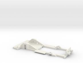 1/32 Carrera McLaren M20 Chassis slot.it pod in White Natural Versatile Plastic