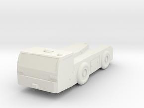 GSE SCHOPF F396C Airport Tug 1/144 in White Natural Versatile Plastic