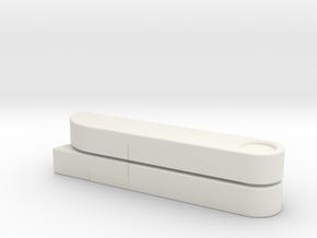 Portable handles for epidemic prevention in White Natural Versatile Plastic