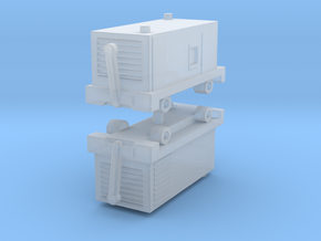 TLD ASU-600 Air Start Unit (x2) 1/200 in Smooth Fine Detail Plastic