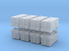 TLD ASU-600 Air Start Unit (x8) 1/350 in Smooth Fine Detail Plastic