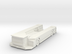 Goldh AST-1 X 1360 (6×6) Tractor 1/220 in White Natural Versatile Plastic