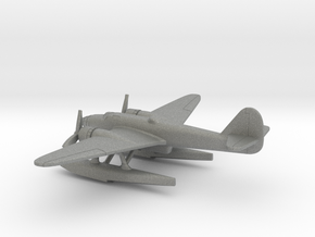 Fiat RS.14B in Gray PA12: 6mm