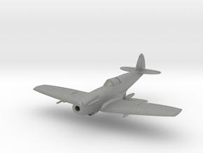 "Spitfire LF Mk XIVE ""high back"" in Gray PA12: 1:144"