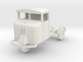 mh-87-scammell-mh6-1 in White Natural Versatile Plastic