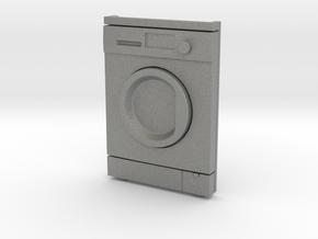 Washing Machine  02. 1:12 Scale in Gray PA12