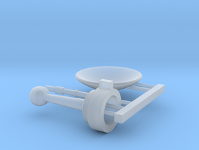 1/1000 Planetary Sensor Array Classic Mount Kit in Smooth Fine Detail Plastic