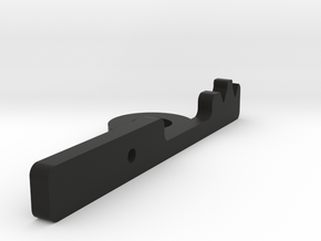 Iambic Key - Right Paddle in Black Natural Versatile Plastic