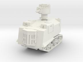 NI Odessa Tank 1/76 in White Natural Versatile Plastic