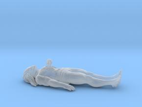 Predator and Predalien chestburster miniature game in Smooth Fine Detail Plastic