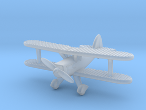 1/285 (6mm) Bleriot-SPAD S.510  in Smooth Fine Detail Plastic
