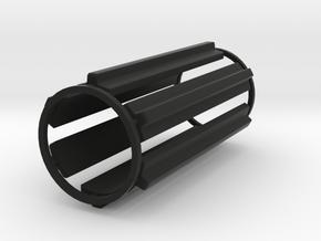 MR .45 T-grips Anakin Ep3 RoS in Black Natural Versatile Plastic