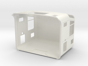 "GMC Astro 95 Single Sleeper (74"" BBC) in White Natural Versatile Plastic"