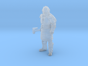 forgemaster_standing in Smooth Fine Detail Plastic