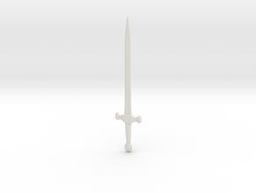 copycat mutant sword  in White Natural Versatile Plastic