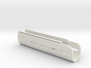 RK62M2 like M-LOK hand guard in White Natural Versatile Plastic