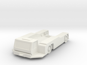 Goldhofer AST-1L Tractor 1/200 in White Natural Versatile Plastic