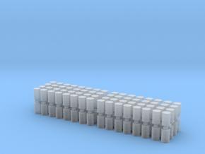 Oil Barrel (x128) 1/350 in Smooth Fine Detail Plastic