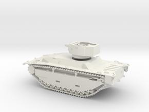 1/48 Scale LVT(A)-4T in White Natural Versatile Plastic