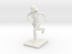 Printle V Femme 678 - 1/24 in White Natural Versatile Plastic