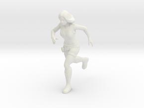 Printle V Femme 678 - 1/24 - wob in White Natural Versatile Plastic