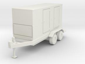 CAT XQ350 Generator 1/120 in White Natural Versatile Plastic