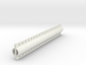 Lifting beam 100mm in White Natural Versatile Plastic